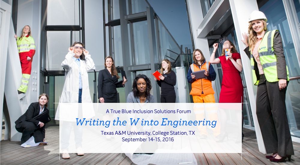 Writing the W into Engineering